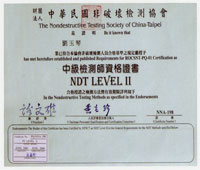 NDT Level II